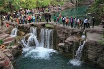 北京到河南郑州、龙门石窟、少林寺、塔林、云台山、红石峡双高3日游