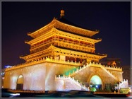 机票+西安 大明宫/大雁塔北广场/钟鼓楼广场3天2晚休闲自助游