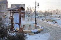 杜 蒙 连 环 湖 雪 地 温 泉 一 日 游
