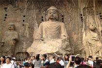 北京到河南少林寺、龙门石窟、清明上河园、包公祠、云台山、红石峡深度双高4日游