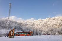 成都出团,特惠游激情滑雪,全程优质服务,无购物,西岭雪山,安仁古镇纯玩二日游