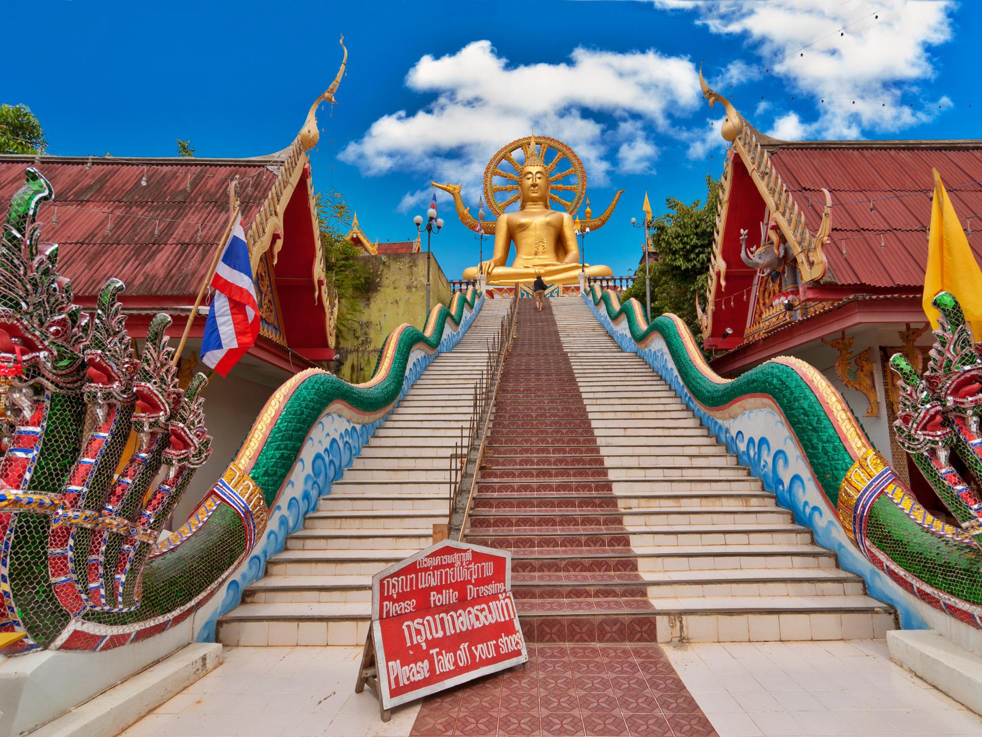 泰国苏梅岛4晚5天自由行5星级航空/kc水上别墅度假村/俯瞰苏梅(新加坡