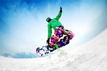 <唐山玉龙湾滑雪场>全天滑雪不限时,赠送户外魔术头巾,高风险滑雪保险,暖宝贴