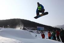 兰州兴隆山滑雪跟团1日游 全天滑雪+雪服+雪鞋+雪板+存衣柜+魔毯+缆车