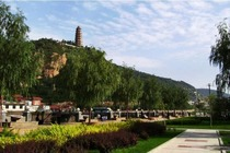 延安一日游(景点全)宝塔山、清凉山、革命纪念馆、王家坪、枣园、杨家岭革命旧址