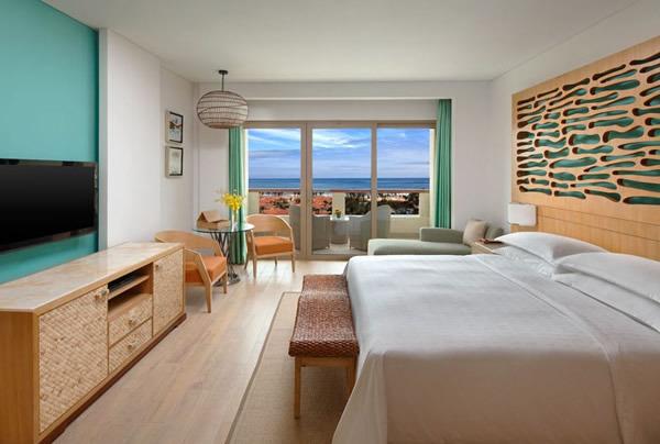 三亚海棠湾喜来登度假酒店客房