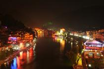 <春节特惠>双飞至长沙/游精华景点 张家界+天子山+凤凰古城 品质纯玩5日游