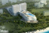 双飞三亚大东海五星哈曼酒店4天 免费升级房型+无边际泳池&分界洲岛&专业旅拍