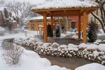 冬季温泉大庆林甸北国温泉单门票,不含往返车费,只含单门票