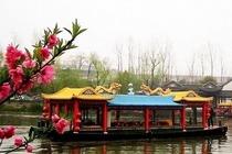 100%纯玩>南京—扬州汉陵苑+东关街+大明寺+瘦西湖一日游,主城区免费接