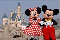 畅游香港迪士尼2晚3天自由行套餐!入住迪士尼好莱坞+市区酒店+门票+赠送