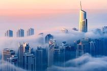迪拜+阿布扎比,哈利法塔+国会大厦+帆船酒店6/7日游,赠:奇迹花园+棕榈岛