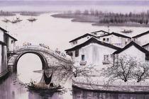 邂逅江南~纯玩高品质~上海南京杭州苏州扬州无锡华东五市双飞6日游 西湖 乌镇