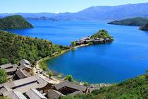 <丽江-泸沽湖纯玩2日游>亲爱的客栈,0购物,360度环游泸沽湖,升级湖景房