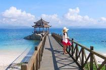 品质纯玩、三亚蜈支洲岛一日游、三亚市内、亚龙湾、海棠湾免费接、含门票+船票