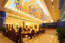 2天1晚安徽庐江汤池金孔雀温泉度假村新五星酒店景观标间含早、露天温泉门票。