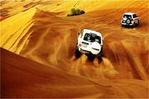 迪拜往返 水上飞机+沙漠冲沙