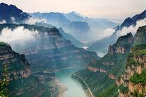 <郑州-林州太行大峡谷二日游>天天发团,含景区交通车,赠送旅游人身意外险