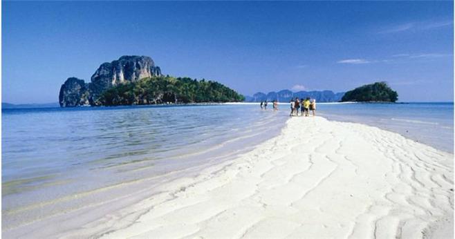 西安-泰国,普吉岛,甲米
