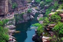 开封起止,云台山常规2日游,包含景区小交通和旅游人身意外险