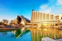 营口 金泰珑悦海景酒店 五星酒店 温泉住宿 含早餐+温泉门票