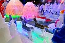 周末特价 日照龙门崮 冰宫 蜡像馆 啤酒宫 植物园3D星空错觉博览艺术馆二日