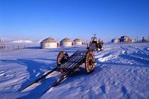冬季雪景 呼伦贝尔草原越野穿越之旅 -58℃冷极村 海拉尔双飞往返6天5晚