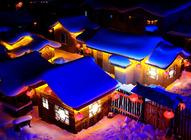 吉林雾凇-冬捕-长白山-魔界-温泉-中国雪乡-亚布力滑雪-哈尔滨卧动6日游