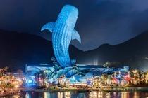 广州珠海双长隆☀维也纳长隆店+长隆旗下迎海公寓☀欢乐世界+野生动物+海洋王国