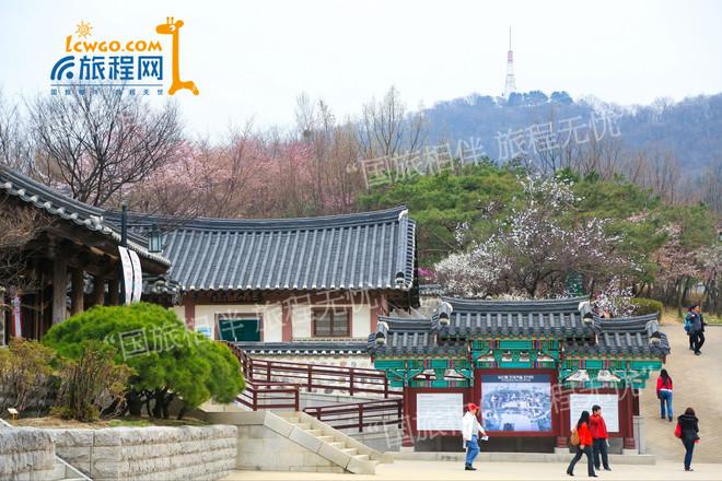上海-韩国,首尔,济州岛