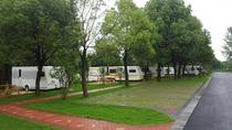 江苏扬州途居国际露营地6米/9米房车一室/二室/四室木屋特色树屋2天1晚自驾