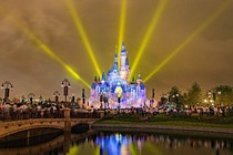 上海迪士尼  全程一晚迪士尼主题酒店+一晚豪华型酒店
