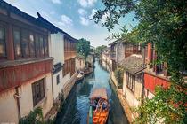上海华东五市 赠700元礼包 0购物0自费 二大园林+三大水乡 升级五星酒店