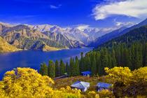 GO新疆乌鲁木齐双飞8日游|喀纳斯+禾木+五彩彩滩+吐鲁番+火焰山+天山天池