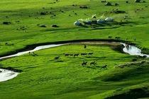 经棚起止贡格尔草原、达里诺尔湖1日游