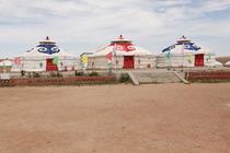 敕勒川、哈素海、响沙湾、呼和浩特双卧5日4晚跟团游亲手熬奶茶,穿蒙古袍体验,听蒙古人讲蒙古老故事