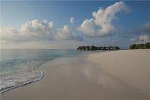 马尔代夫|迪拜奢华JA玛娜法鲁岛<2泳池沙2泳池水别墅+早晚餐>可全国联运