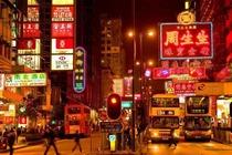 乐园游香港+澳门纯玩无购物 夜游维港+海洋馆+迪士尼 实力发团 揭阳特价