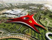 法拉利主题公园 刺激新奇 零距离接触世界著名跑车