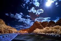 北京黄松峪天云山+石林峡+云中漫步玻璃桥+九曲十八弯栈道一日游(北京出发)