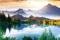 东北旅游长白山天池长春出发长白山北坡经典游2天1晚游可升级五星住宿