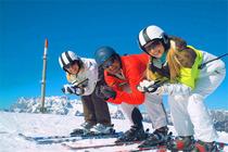 长春☣莲花山滑雪一日游<3小时滑雪>