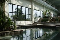 森林氧吧泡温泉烟台磁山温泉酒店1晚含早+磁山温泉,泉心泉意来享受
