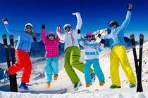 Winter snow 兴隆山滑雪一日游(含往返车费、不限时滑雪、雪服雪具)