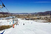 辽阳弓长岭滑雪场跟团一日游