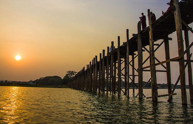 青岛-缅甸,曼德勒,仰光,蒲甘
