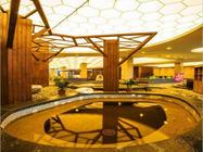 海阳碧桂园十里金滩酒店(青岛东海景温泉),十里金滩海水浴场(免费),双早,享受双人温泉套餐