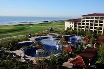 北戴河阿尔卡迪亚滨海度假酒店1晚+阿尔卡迪亚滨海度假酒店荣合心苑温泉