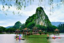 七星岩风景区、鼎湖山、 白沙龙母庙、水舞灯光秀品质2日游