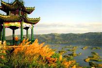 仙湖画廊✚仙岛湖风景区游船一日游<双岛游览•游山玩水•孔雀园爱情岛>